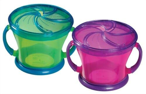 munchkin snack cups