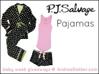 Baby Week Giveaways on andreadekker.com