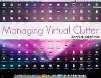 virtual clutter thumb