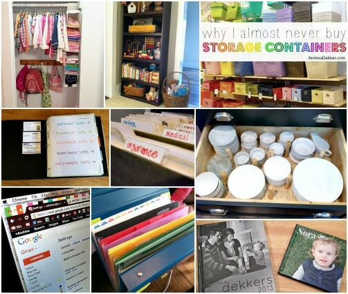 Organizing Collage