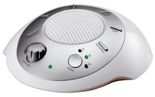 homedics sound machine