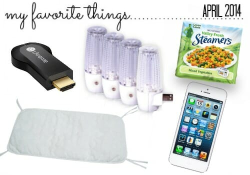 favorite things april 14