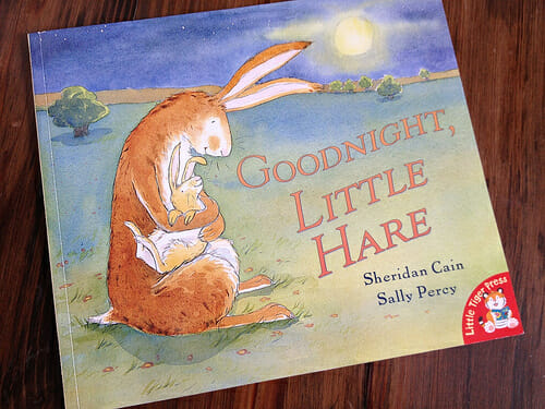 good night little hare