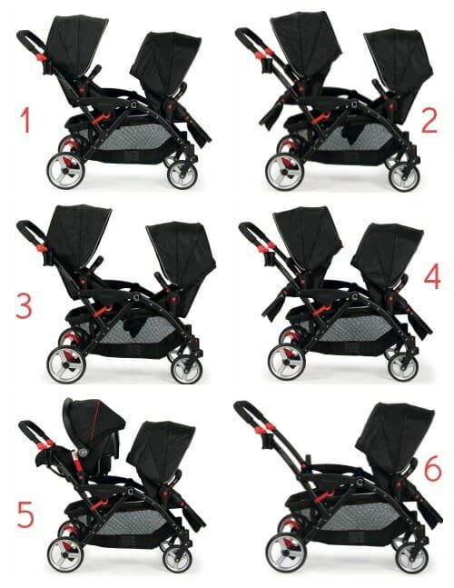 stroller options