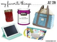 favorite things july thumb