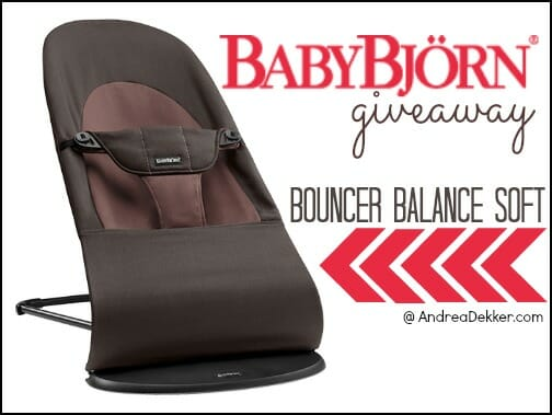 bouncer giveaway