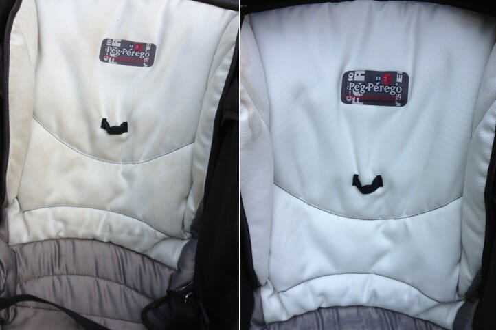 stroller before and after
