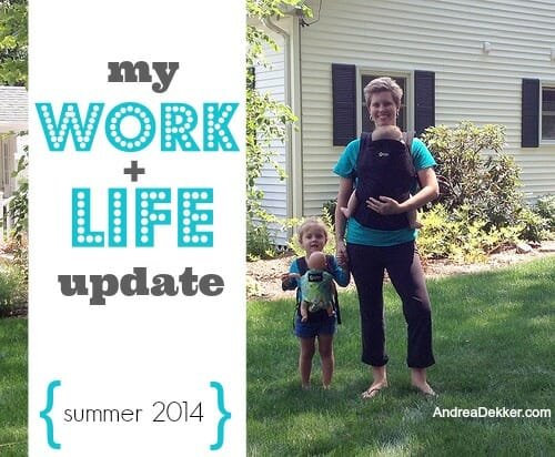 work life update