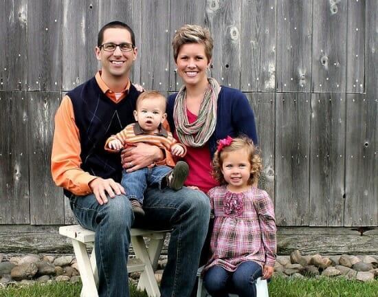 dekker family photos