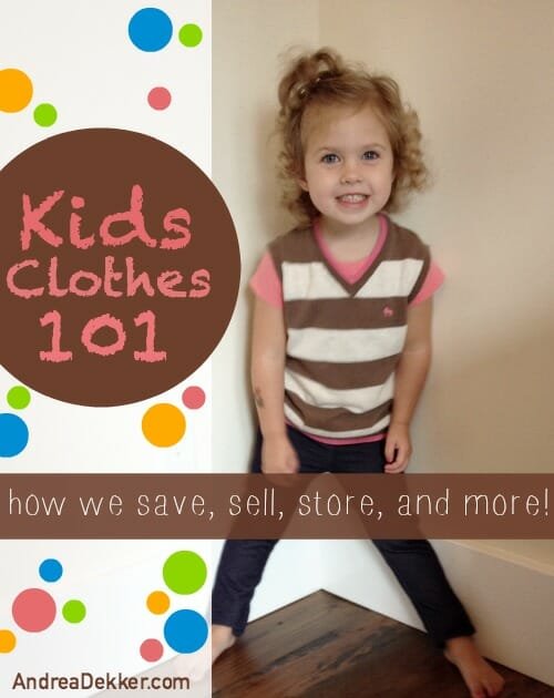 kids clothes 101