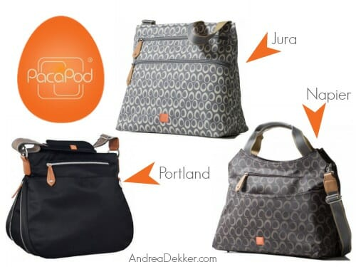 pacapod giveaway bags