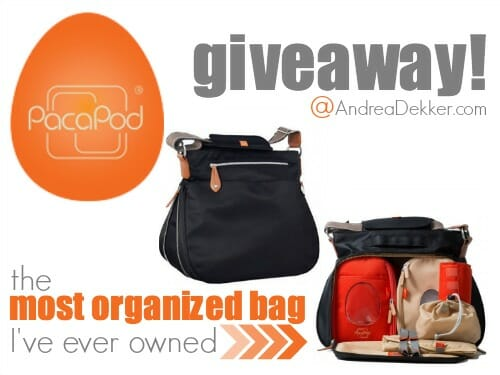 pacapod giveaway