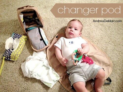 simon and the changer pod