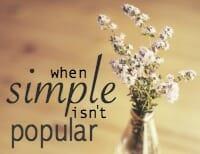 simple popular thumb