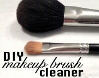 makeup brush thumb