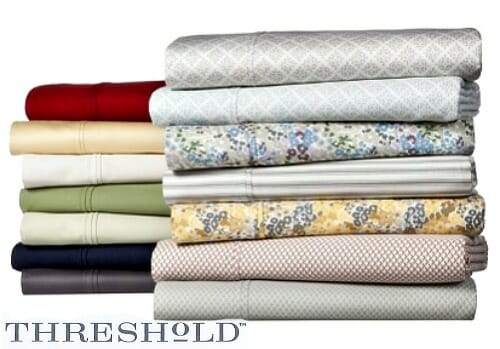 Threshold sheets