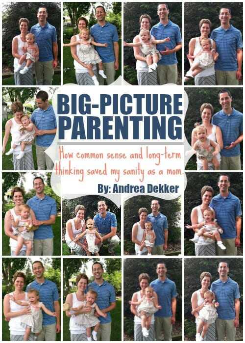 big picture parenting