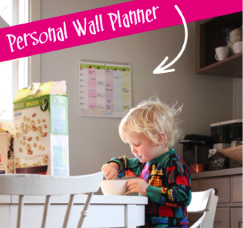 Wall planner IG
