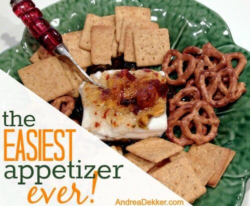 easiest appetizer