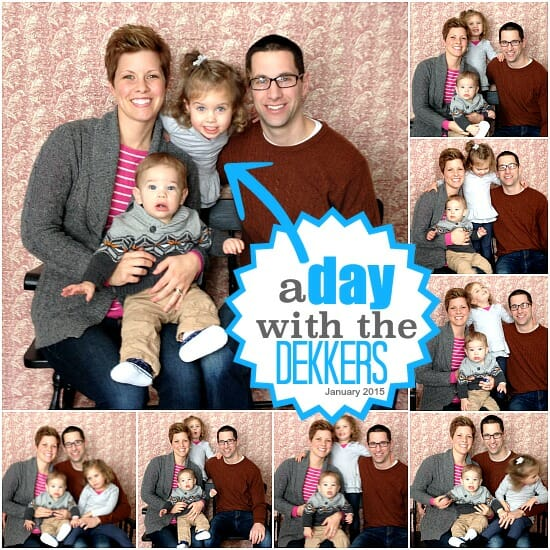 a day with the dekkers