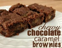 caramel brownies thumb