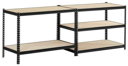 shelf configuration