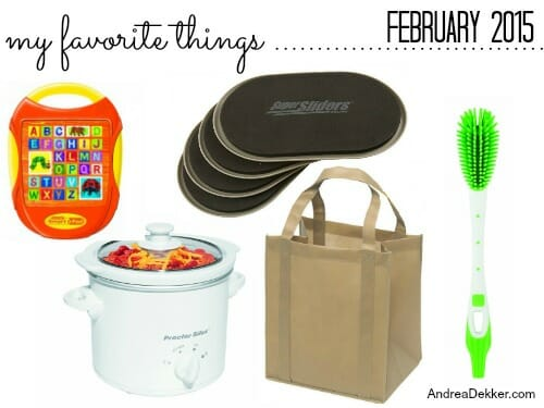 favorite things 2-15