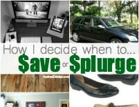 save or splurge thumb