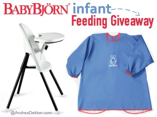 infant feeding giveaway