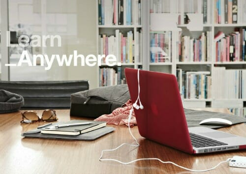 learn anywhere