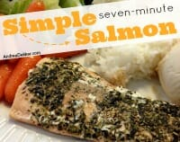 salmon thumb