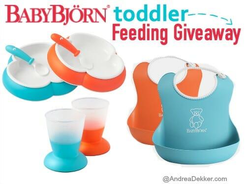 toddler feeding giveaway