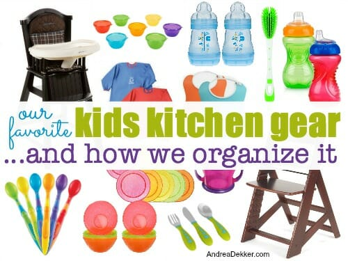 favorite kids kitchen gear
