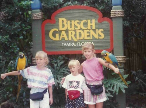 bush gardens