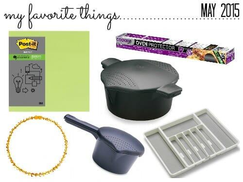 favorite things may