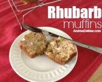 rhubarb muffins thumb