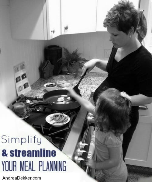 simple meal plans with blue apron