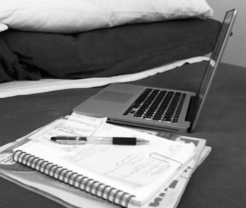 blogging plan
