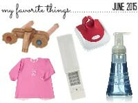 favorite things thumb