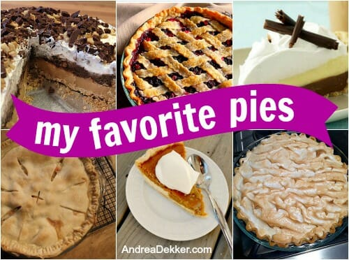 my favorite pies