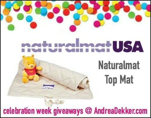 natural mat giveaway
