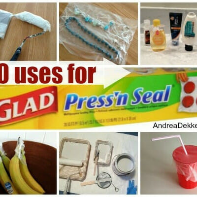 glass press'n seal wrap