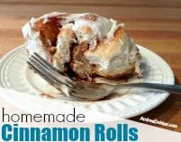 cinnamon roll thumb