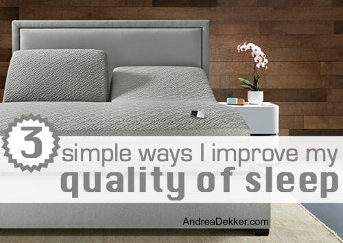 quality of sleep