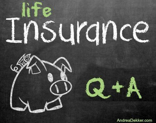 life insurance q+a