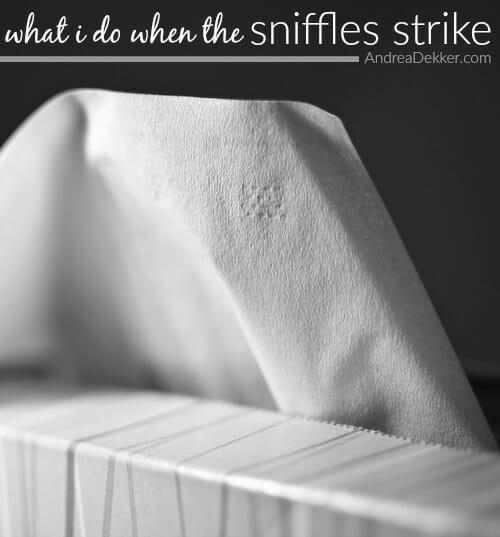 sniffles strike