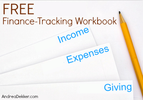 finance-tracking-workbook