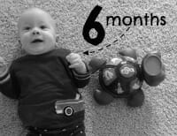 6 months thumb