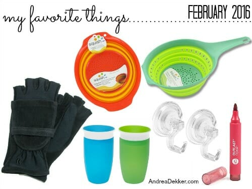 favorite things february 16