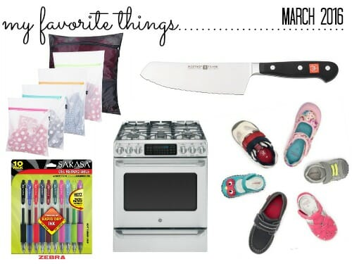 favorite things march